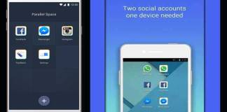 use two Facebook and WhatsApp accounts on one device