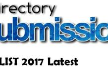 directory submission websites