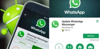 Fake WhatsApp