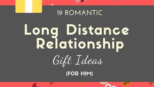 long distance relationship gifts for boyfriend