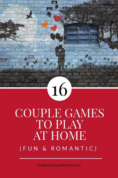 16 Fun & Romantic Couple Games to Play at Home (Alone)