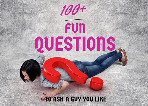 fun and flirty questions to ask a guy you like crush