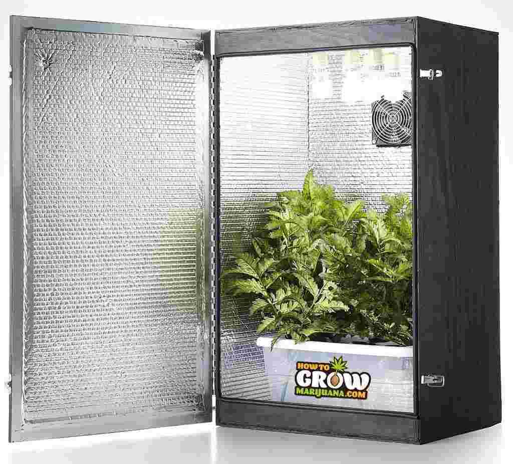 Hydroponic Grow Box Stealth