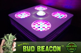 420 grow lights LED bud beacon