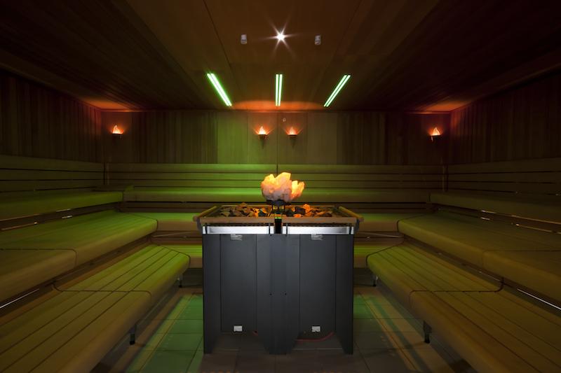 Another sauna in Germany - Cristal sanarium