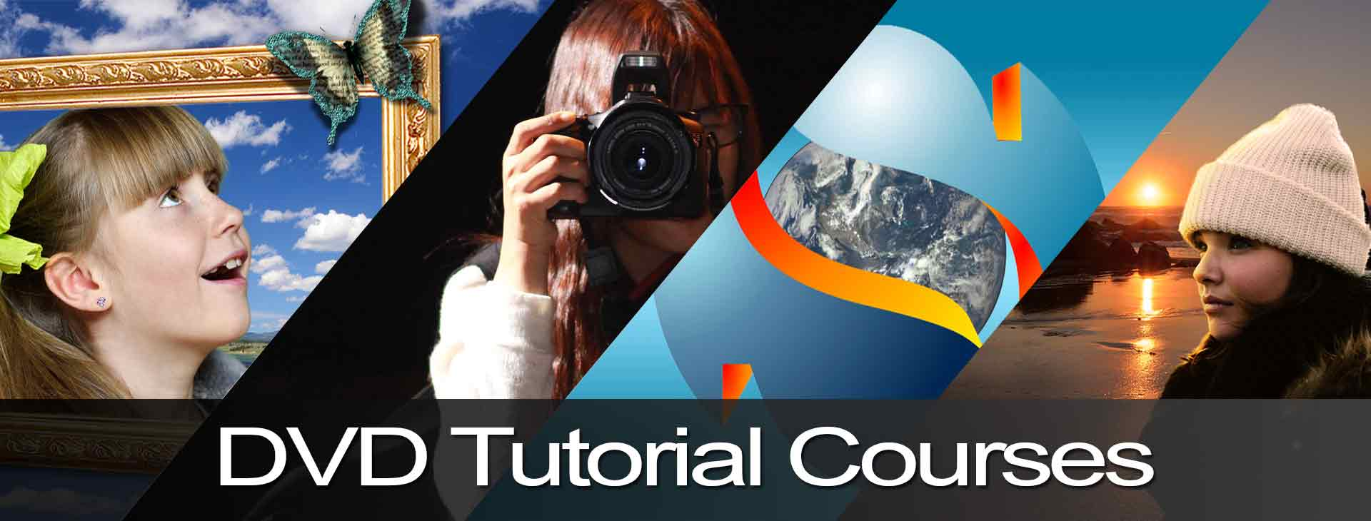 DVD Tutorial Courses from How To Gurus