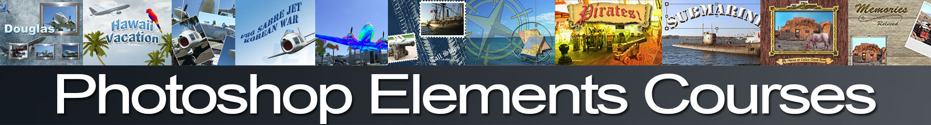 Photoshop Elements Tutorial Courses