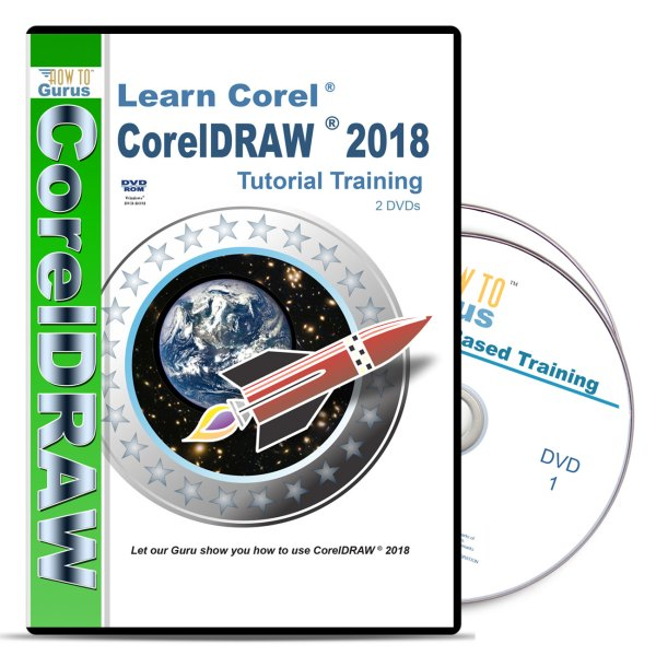 CorelDRAW 2018 DVD Course