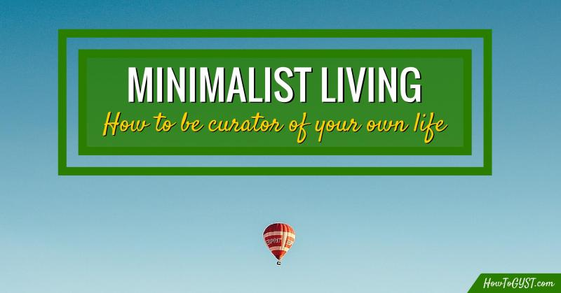 A guide to living a minimalist life (even with kids and lots of stuff)