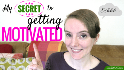 Finding Motivation: The Hack I Use To Get Motivated FAST