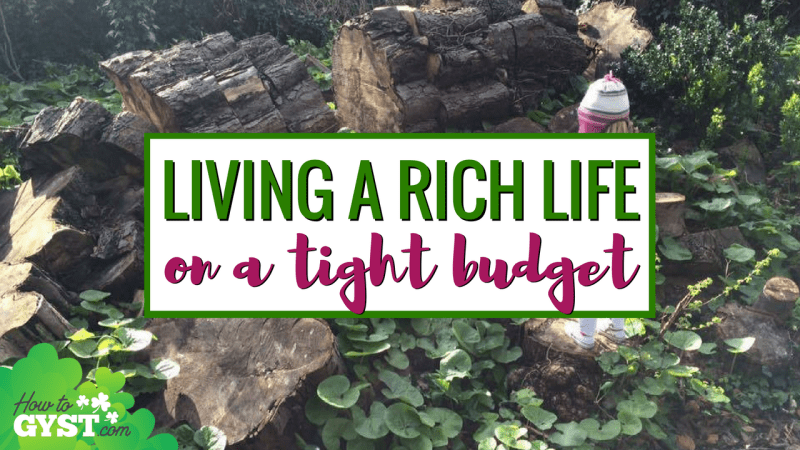 How live a full life on an empty wallet | Budget | budgeting | finances | tight budget | strict budget | simple pleasures