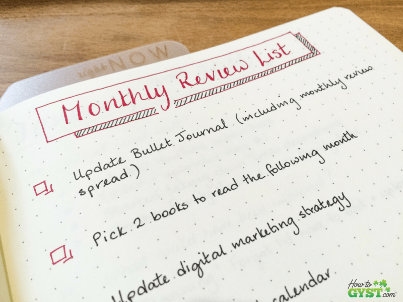 How to motivate yourself to keep moving to the finish line and reach your goals | Motivation | Inspiration | Monthly review | Bullet Journal | Goals