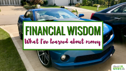 1 Thing My Parents Taught Me About Money & 1 Thing I Learned On My Own
