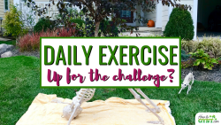 How I Changed my Life In 30 Days – Challenge 3 – Daily Exercise