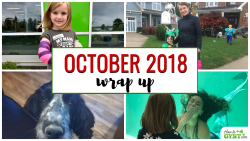 October 2018 wrap up post for HowToGYST.com