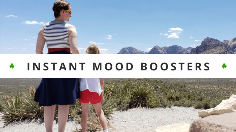 Instantly turn your bad day around with these 1 minute mood boosters