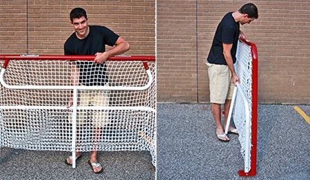 EZ Goal Folding Hockey Net Review