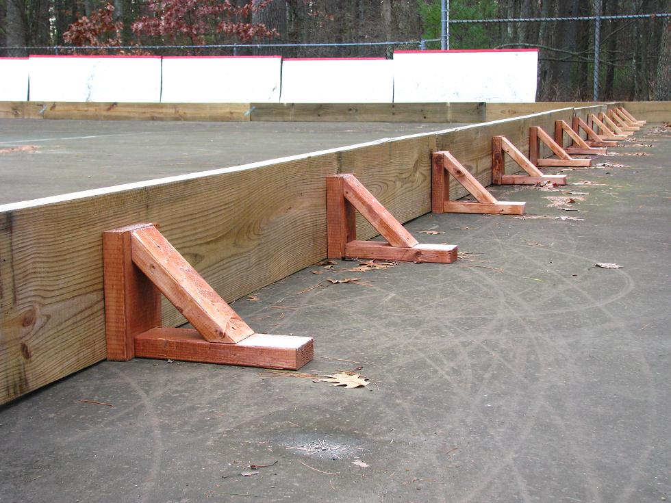 How to build a backyard hockey rink a solutioingenieria Choice Image