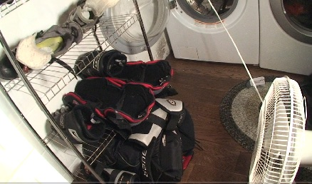 ac16a57ee Tip 4 – Putting hockey equipment in the dryer – Drying out Hockey Equipment
