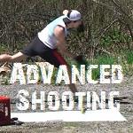 Advanced shooting training – toe shots, changing the release point, shooting in stride
