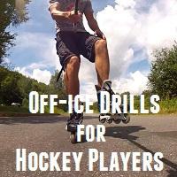 Inline / Rollerblading Drills for Hockey Players