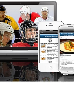 Prepare for Hockey Games with the G24 app (or website)