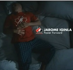 jarome-iginla-sleeping