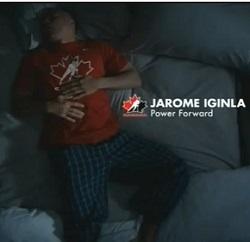 jarome-iginla-sleeping