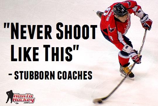 Never Shoot Like This…