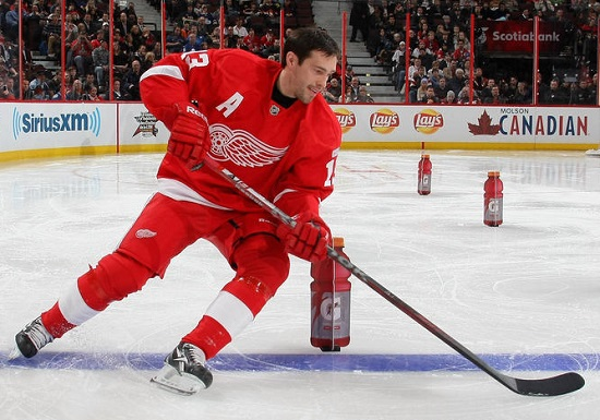 datsyuk tight turn