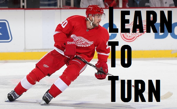 Turning: How to turn better in Hockey