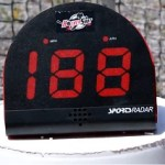 radar gun hockey shot