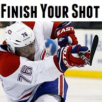 Are You Finishing Your Shot?