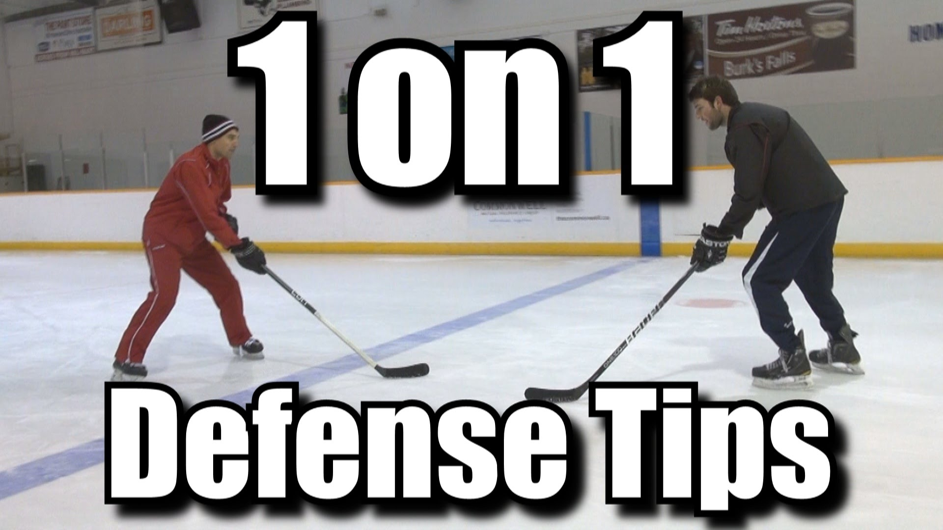Improve your 1 on 1 Defense – 4 video series