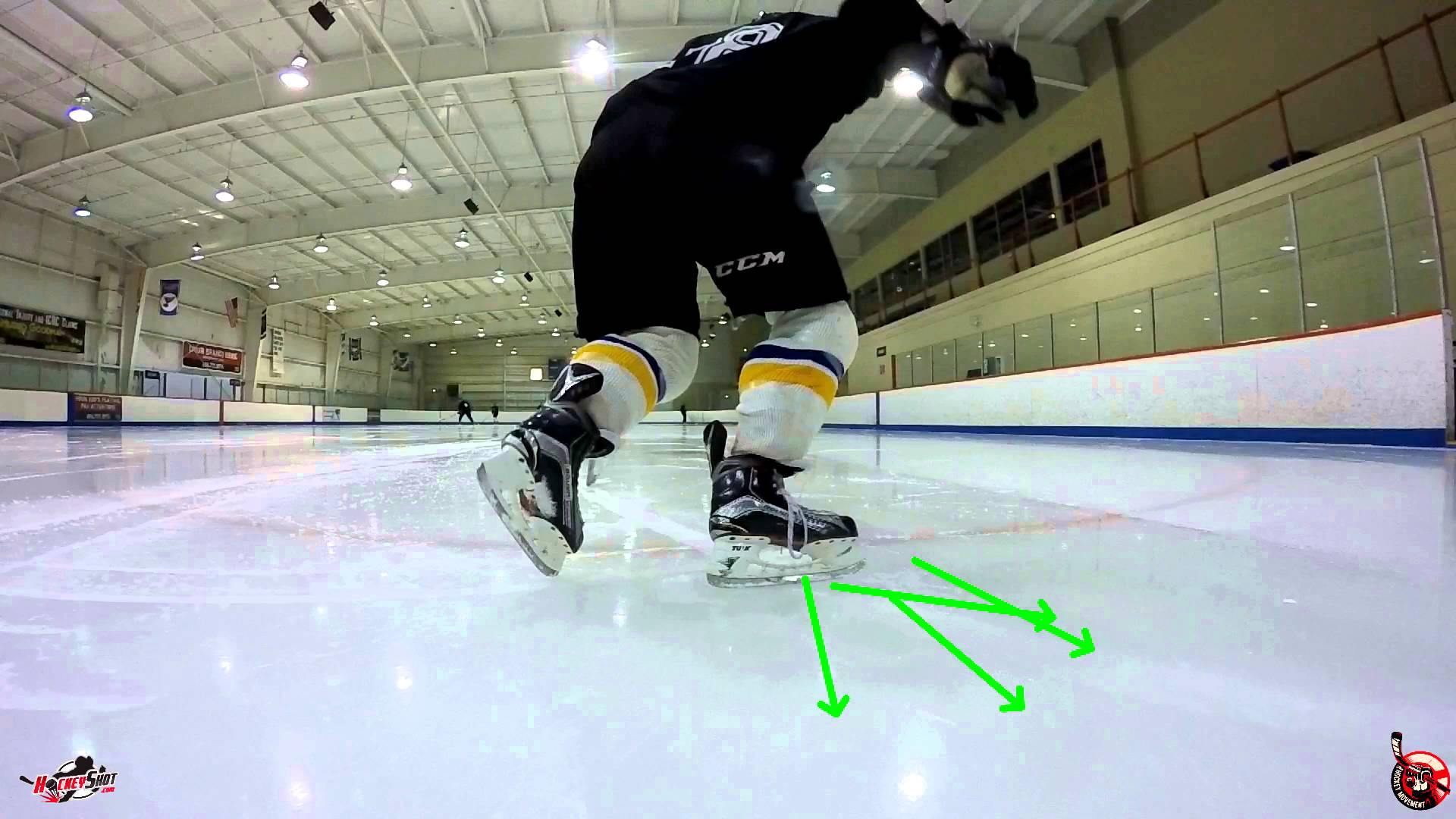Should you tweak your stride? – Slow motion forward stride analysis