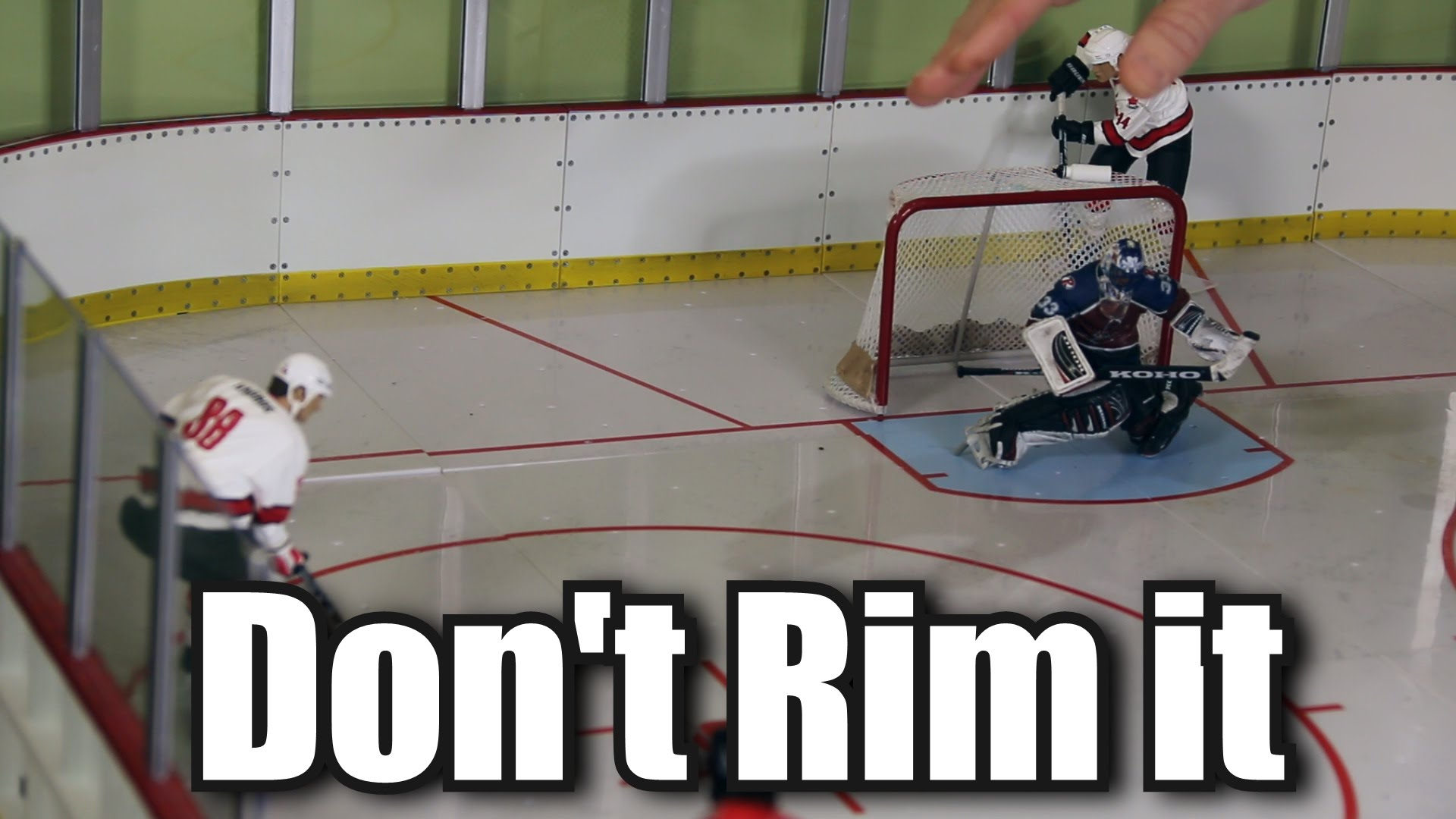 Don't Rim the Puck