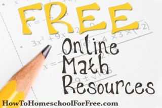 Free online Math resources