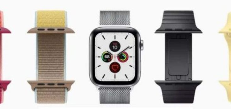 Apple Watch Series 5 up to $100 Off in today's Best Deals