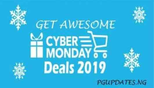 Cyber Monday Deals | Get the Awesome Cyber Monday Deals 2019