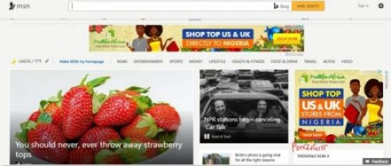 MSN Homepage - Hotmail | Outlook | Skype, Latest News