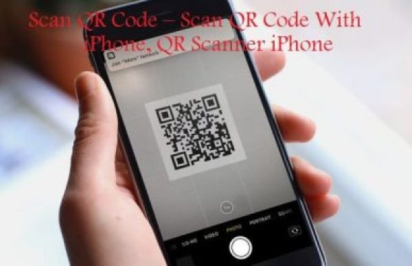 Scan QR Code – Scan QR Code With iPhone, QR Scanner iPhone