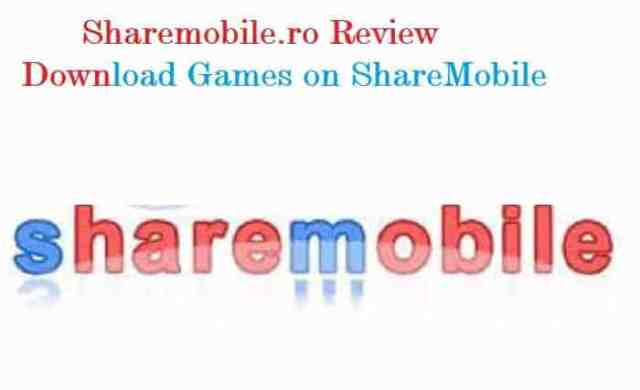 Sharemobile.ro Review - Download Games on ShareMobile