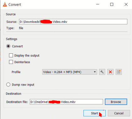 Convert Video to Mp4 | How to Use VLC Player to Convert Video to Mp4