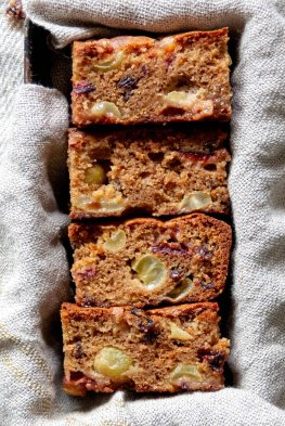 Compost Cake - The Most Adaptable Fresh Fruit Cake Ever