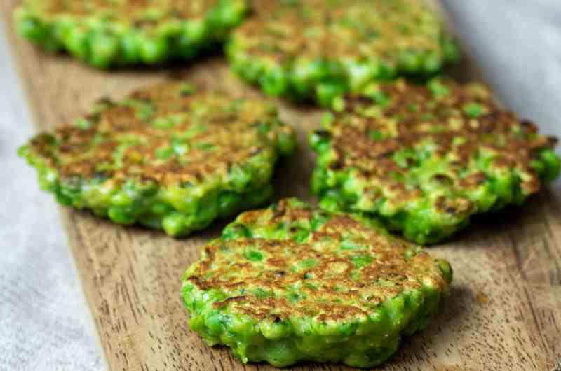 Easy Green Pea Fritters: A Fritter Framework