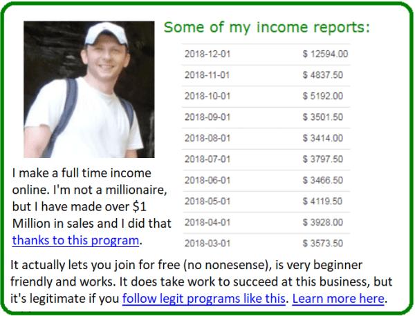 millionaire biz pro alternative