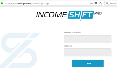 income shift pro review