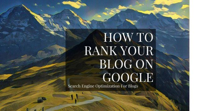 WordPress SEO: How To Rank Your Blog Content On Google