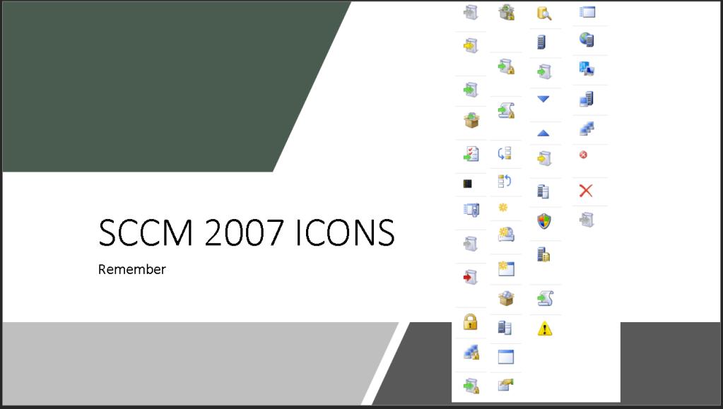 SCCM 2007 install