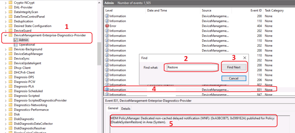 Create Deploy Group Policy Using Intune Administrative Template 3